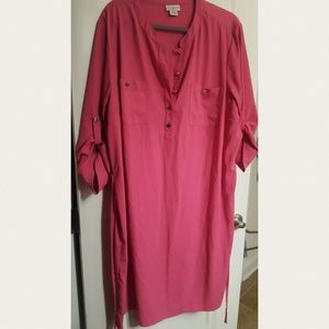 Liz Claiborne Pink Dress